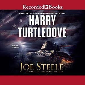 Joe Steele Audiobook