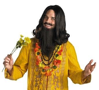 The Love Guru Wig and Beard