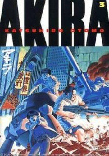 Akira: Book 3