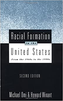 caucasia relates to omi and winants Howard winant department of sociology university of california santa barbara michael omi racial politics and racial theory in the 21st century us, in beverly crawford, michelle bertho contemporary white racial politics, new left review 225.