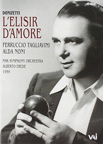 L'Elisir d'Amore - Gaetano Donizetti/NHK Symphony Orchestra [DVD]