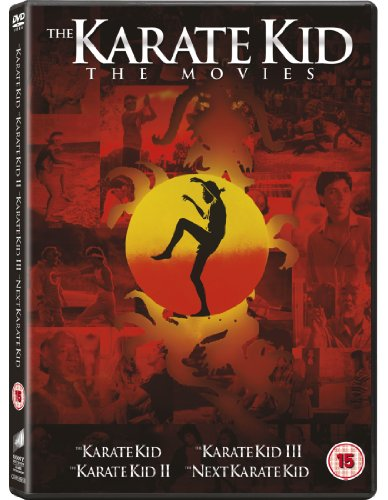 Karate Kid III, the / Karate Kid, the (1984) / Karate Kid: Part II, the / Next Karate Kid, the - Set [Reino Unido] [DVD]