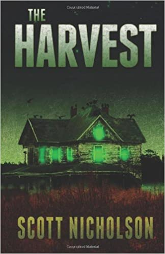 The Harvest Book Cover