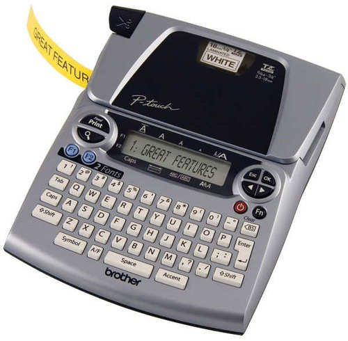 Brother Labeling System Pt1880c P Touch Label Maker New