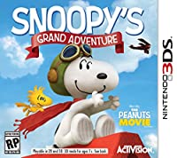 Snoopy's Grand Adventure - Nintendo 3DS by Activision Classics