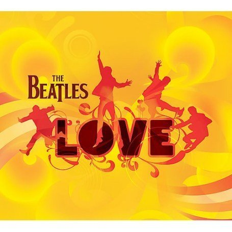 Love by Beatles, The (Audio CD