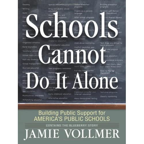 Schools Cannot Do It Alone Cover