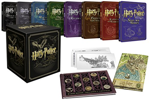 ultimate-collectors-edition-harry-potter-inkl-steelbooks-und-sammlerstucke-exklusiv-bei-amazonde-blu