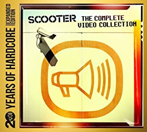 Scooter: 20 Years of Hardcore - The Complete Video Collection [2 DVDs]