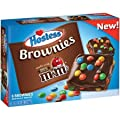 Hostess Brownies Made with Milk Chocolate M&M 9.1 oz by Hostess