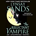 The Reluctant Vampire: Argeneau Vampires, Book 15 Audiobook by Lynsay Sands Narrated by Paula Christensen
