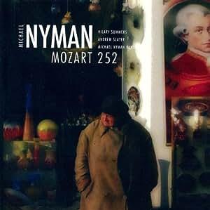 Nyman: Mozart 252