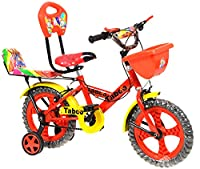 Taboo Bicycle For Kids (Red & Yellow)