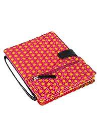 Rajrang Indian Bags Tablet Bags Cotton Printed Ipad Bag