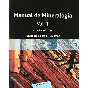manual de mineralogia de dana 4ta edicion vol 2 pdf