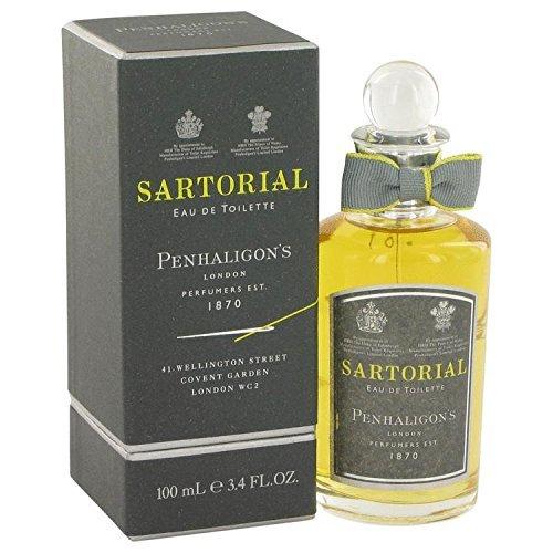 Sartorial by Penhaligon's Eau De Toilette Spray (Unisex) 3.4 oz for Men by Penhaligon's