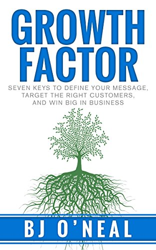 Growth Factor by BJ O'neal ebook deal