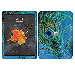 Theskinmantra color feather SKIN/STICKER/VINYL for Apple Ipad Pro Tablet 9 inch