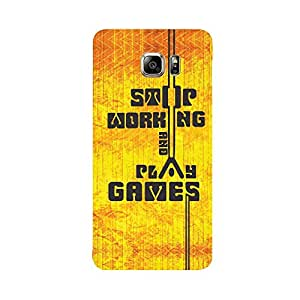Phone Candy Designer Back Cover with direct 3D sublimation printing for Samsung Note 6