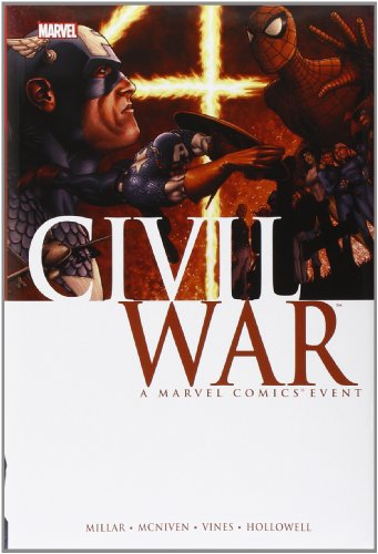 Civil War HC (Oversized)