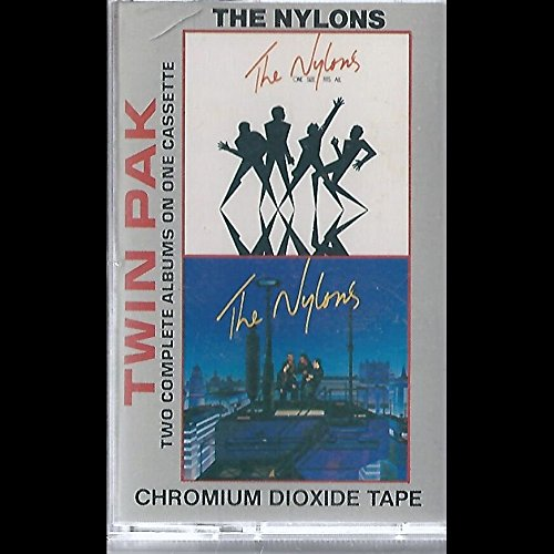 The Nylons: The Nylons / One Size Fits All Cassette NM Canada Attic CATT-500