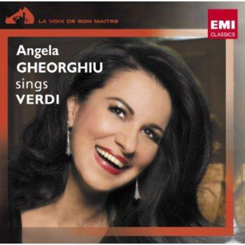 CD : ANGELA GHEORGHIU - Angela Gheorghiu Sings Verdi