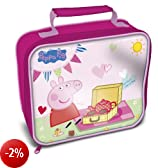 PEPPA PIG RECTANGLE LUNCH BAG