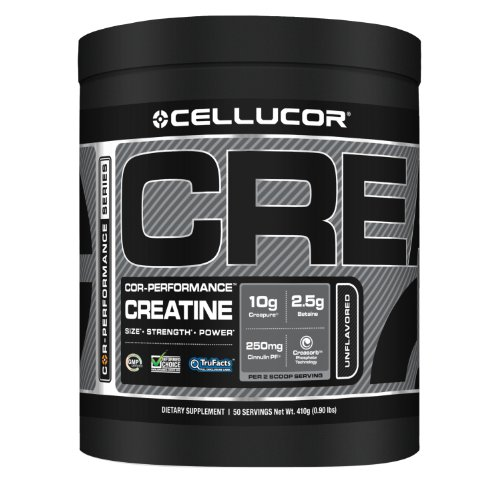 Cellucor COR-Performance Créatine, 50 portions,