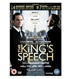 The King's Speech DVD