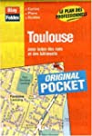 Plan de ville : Toulouse (avec un index)