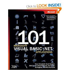 101 Microsoft® Visual Basic® .NET Applications 3 Leaf Solutions and Sean Campbell