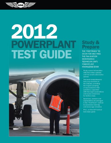 Powerplant Test Guide 2012: The Fast-Track to Study for...