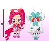 ハートキャッチプリキュア!スーパーDXぬいぐるみ ~キュアブロッサム&妖精シプレ~ 全2種フルセット