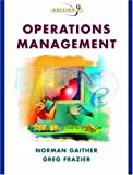 img - for Operations Management with POM Software CD-ROM book / textbook / text book