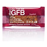 The GFB: Gluten Free Bar, Cranberry Toasted Almond, 2.05 Ounce (Pack Of 12)