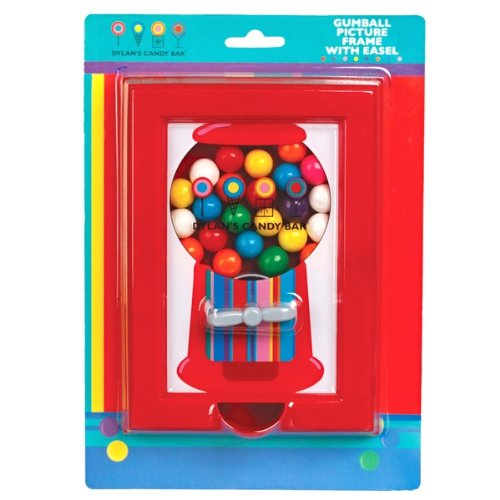 Dylan's Candy Bar Gumball-Filled Picture Frame