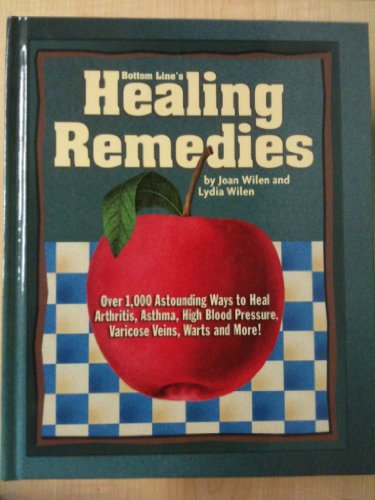 Image for Bottom Line's Healing Remedies