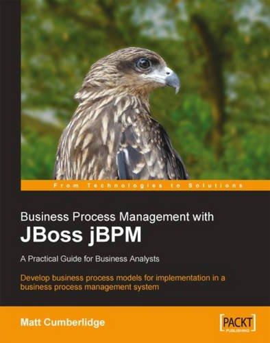 Business Process Management with Jboss Jbpm
