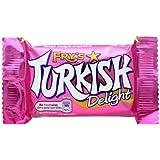 Fry's Turkish Delight British Chocolate Bar x 12