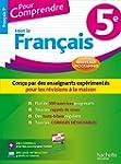 Pour Comprendre Fran�ais 5e