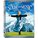 The Sound of Music: 45th Anniversary Edition [Blu-ray + DVD]by Julie Andrews