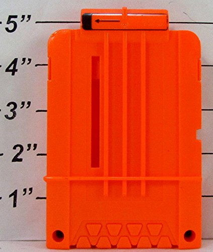 NERF N-Strike Ammo 6-Dart Cartridge Magazine Clip Replacement - 1