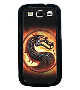Fuson Premium 2D Back Case Cover Animated Anaconda Snake With Pink Background Degined For Samsung Galaxy S3::Samsung Galaxy S3 i9300