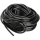 25m DIY Micro Drip Irrigation System Plant Self Watering Garden Hose Kit Set S5