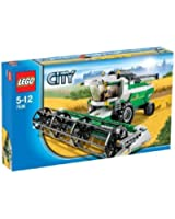 Lego - 7636 - Jeu de construction - Lego City - La moissonneuse-batteuse
