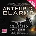 The Collected Stories (Vol V) Audiobook by Arthur C. Clarke Narrated by  uncredited