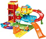 VTech Go! Go! Smart Wheels Park and Play Deluxe Garage