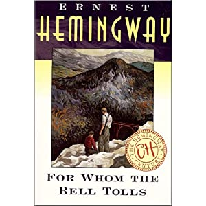 """the significance of life in ernest hemingways for whom the bell tolls J cole, """"for whom the bell tolls""""  the intro to 4yeo, """"for whom the bell tolls, """" was probably inspired by ernest hemingway's classic novel  rain and hearing  ringing bells, which cole takes as a sign of either life or death."""