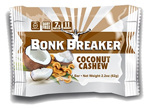 BONK BREAKER - Energy bar - Cocco cashew (anacardi)