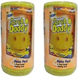 Scrub Daddy 8 Pack